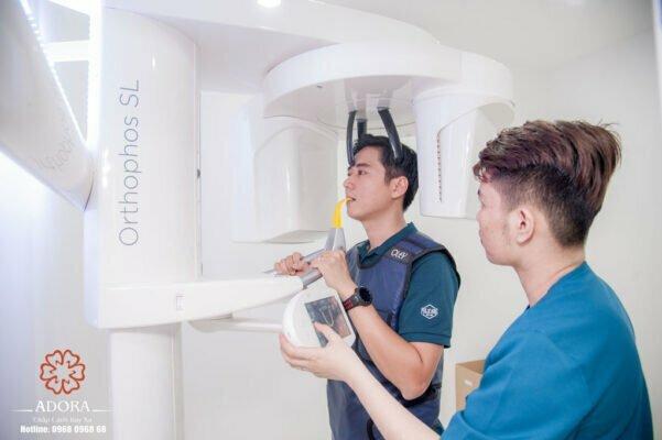 máy CT conebeam